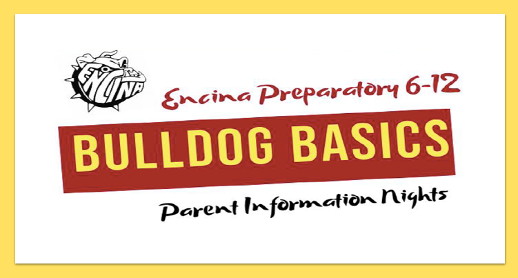 Bulldog Basics -- Parent Information Night