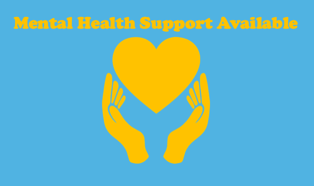 Mental Health Support Available