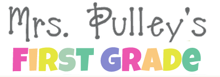 Mrs. Pulley's First Grade