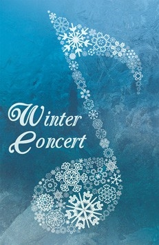 November 22 Friday Winter Chamber/Jazz Concert in the PAC
