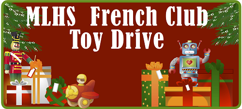 French Club Toy Drive
