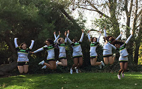Mira Loma Cheer Team to participate in Macy's Thanksgiving Day Parade