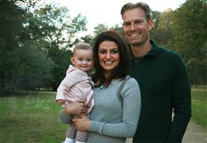 Hi, my name is Mr. Smith and this is my wife Anahita and my daughter Dahlia