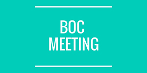 BOC Meeting