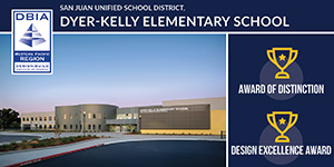 Dyer-Kelly wins two awards from Design-Build industry