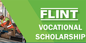 Flint Builders offers $2,000 vocational scholarship