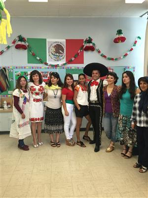 Heritage Day May 2015