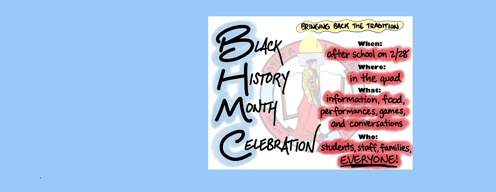 Mira loma high school homepage black history month celebration sciox Images