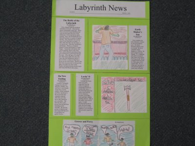 book report newspaper style Writing style differences in newspaper, radio, and television news audience interact and are realized in style material from this report could be used by.