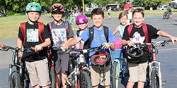 Bike to School Day 2017